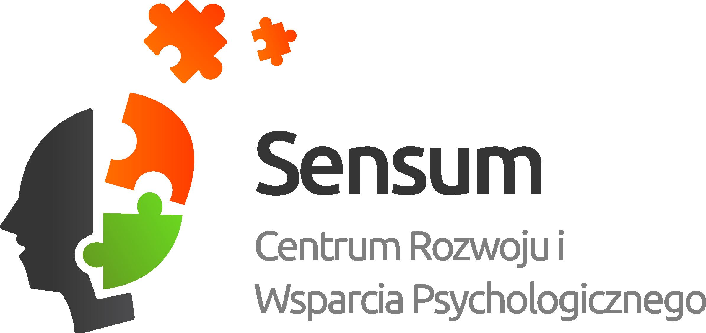 Sensum - Centrum Rozwoju i Wsparcia Psychologicznego